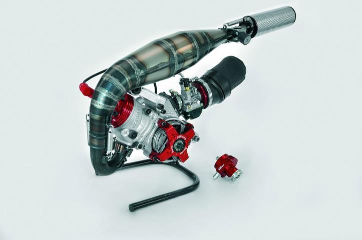Iame CS Engine 40cc watercooled